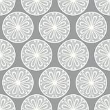 Seamless petal pattern
