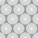 Seamless petal pattern