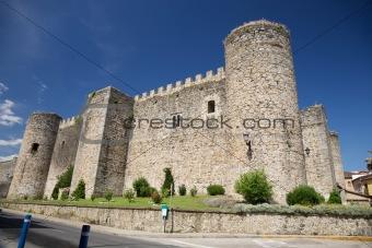 Arenas de San Pedro castle