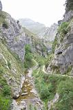 great Gorge of River Cares