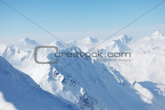 top of alps