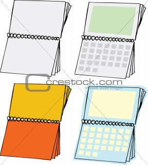 Blank Calendars