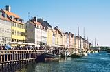 Nyhavn copenhagen