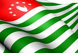 Flag of Abkhazia
