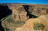 Horseshoe canyon utah