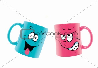 Cups smiles