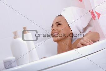 Bathtub relax