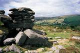 Rocks on dartmoor