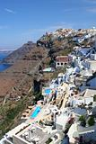 fira, santorini, greece I