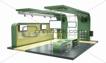 Tradeshow stand