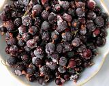 Frozen currants
