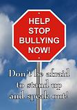 Help stop bullying now