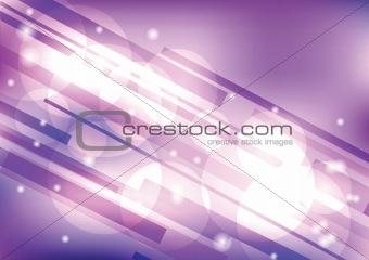 Abstract shiny purple background