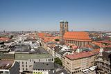 Munich cityscape