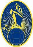 Passenger ship boat Ocean liner globe