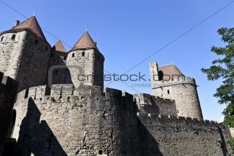 Carcassone Castle