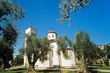 St nikola church ulcinj montenegro