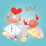 crab in love
