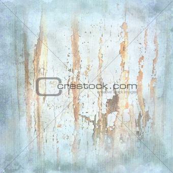 soft grunge background - cracked paint