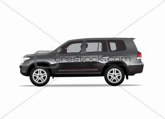 Sport utility vehicle car