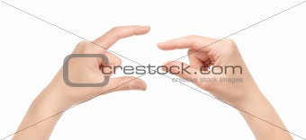 Measuring Hand Isolated