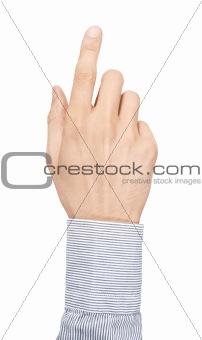 Touching Screen Hand