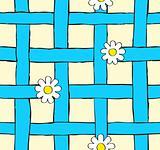 seamless daisy
