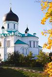 Cathedral of the Archangel Michael, the city of Lomonosov