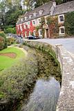 Cotswalds country house hotel bibury uk