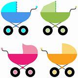 Stroller for baby