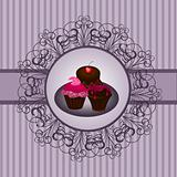 Cupcake vintage