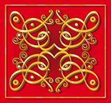 decorative oriental element