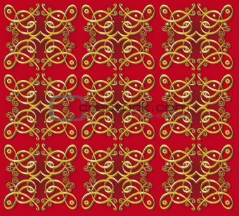 decorative oriental wallpaper background