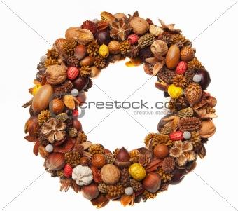 Christmas wrerath