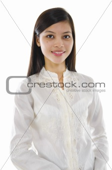 Pan Asian woman