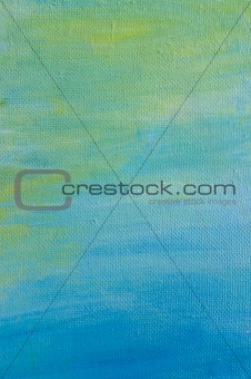 Acrylic brush for pattern background
