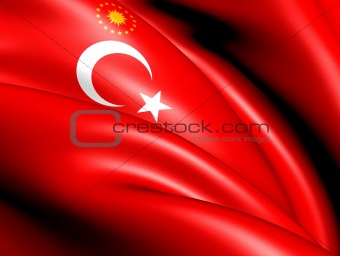 Presidential Flag of Turkey