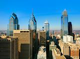 Philadelphia Cityscape