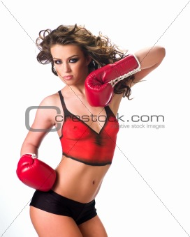 boxing girl_345