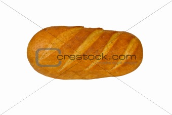 a long loaf of bread