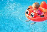 Baby Floatee Look Away