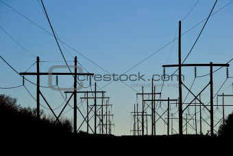 Overhead Power Lines 2