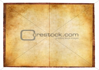 blank grunge burnt paper