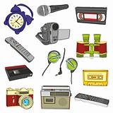 entertainment items