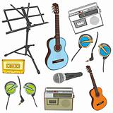 music items