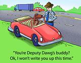 Deputy Dawg