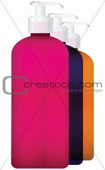 Liquid cosmetics