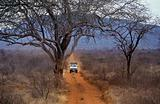 Off road vehicle in kenya