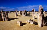 Pinnacles in australia