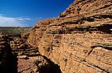 Kings canyon in australia